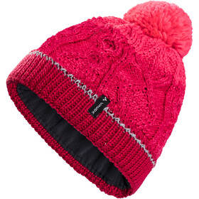 VAUDE Cornua III Beanie Medium Kinder bright pink